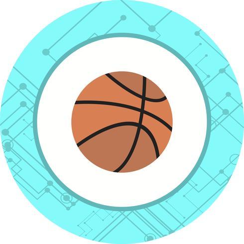 conception d'icône de basket ball