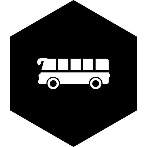 Bus Icon Design