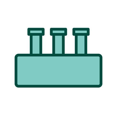 Química conjunto de iconos de diseño
