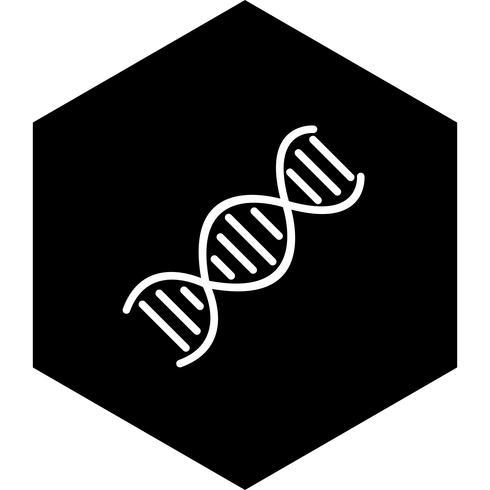 DNA-pictogram ontwerp