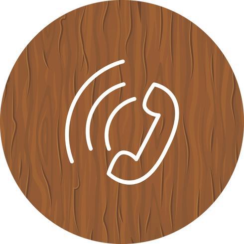 Design de ícone de chamada ativa