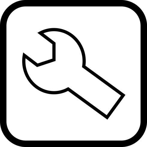 Configurar o design do ícone vetor