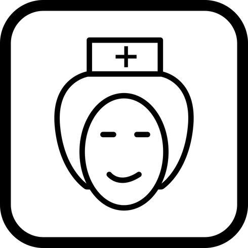 Infermiera Icon Design
