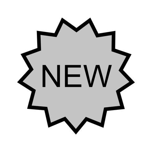 Nieuw pictogramontwerp
