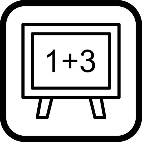 Mathematik-Ikonendesign