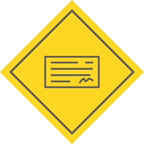 Compruebe el diseño del icono