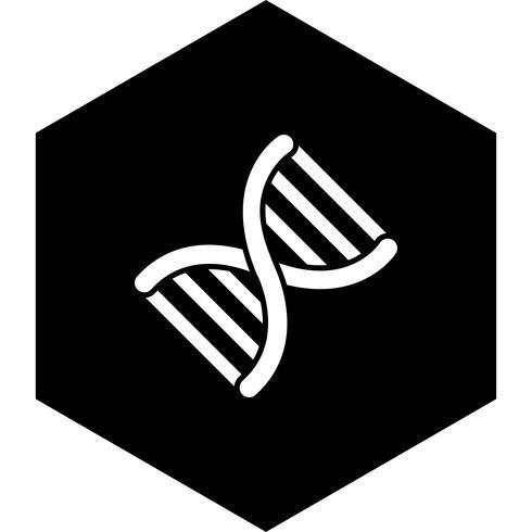 Génétique Icône Design