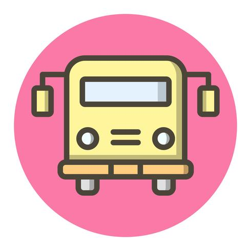 Scuolabus Icon Design