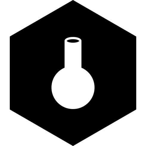 conception d'icône de fiole