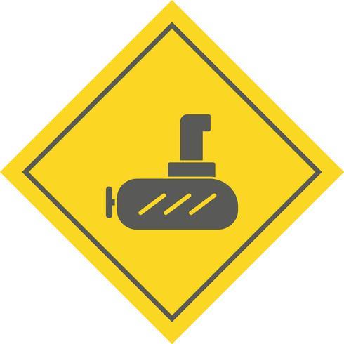 ubåt ikon design
