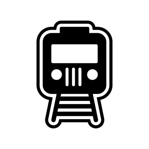 Train Icon Design