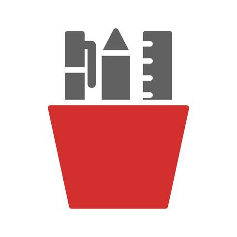 Papeterie Icône Design