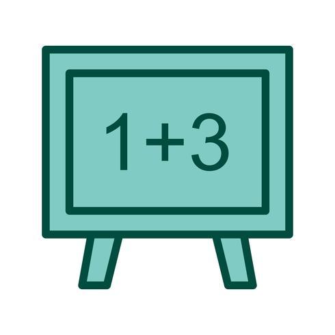 Mathematics Icon Design