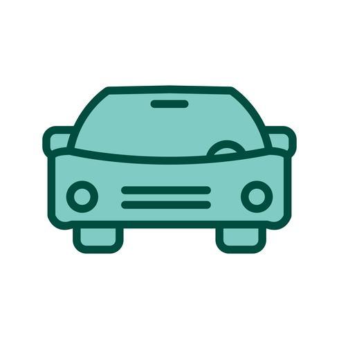 Conception d'icône de voiture