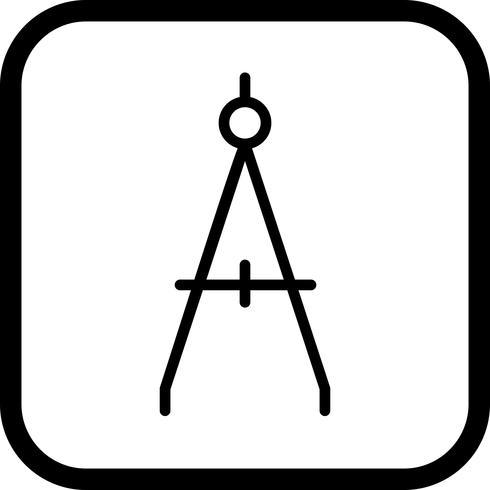 Bussola Icon Design