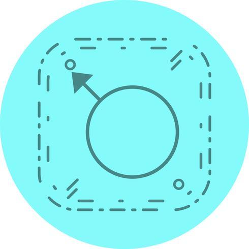 Männliche Icon Design