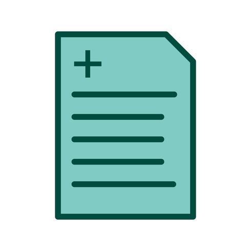 Report Icon Design