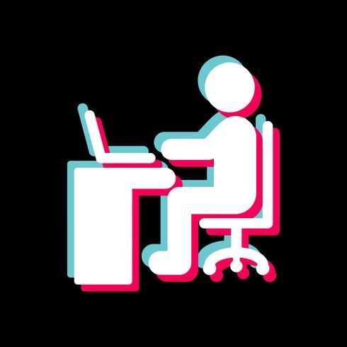 Usando o design do ícone de Laptop
