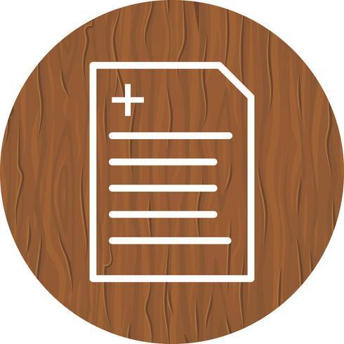 Berichts-Icon-Design