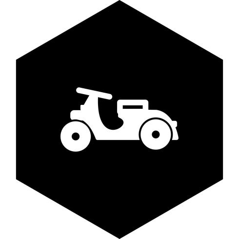 Vespa ícone Design vetor