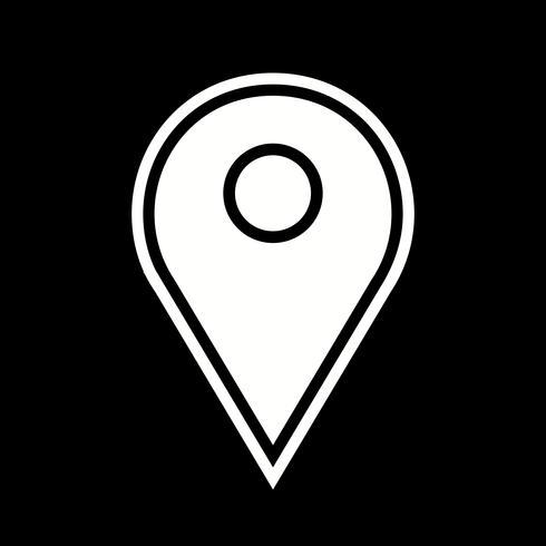 Diseño del icono de ubicación
