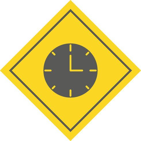 Uhr-Icon-Design