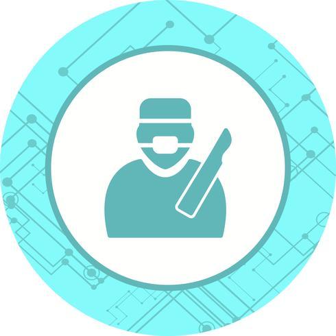 Projeto do ícone de operação vetor