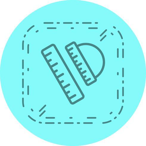 Conjunto de geometria ícone do design