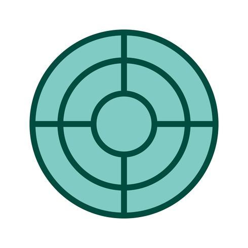 Target pictogram ontwerp