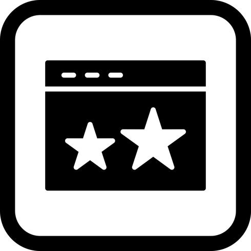 Starred Icon Design