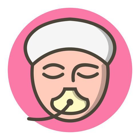 Anestesi Icon Design