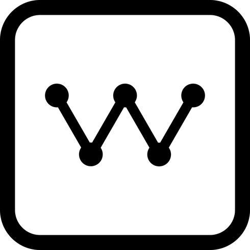 Link pictogram ontwerp