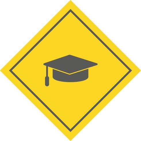 conception icône de graduation cap
