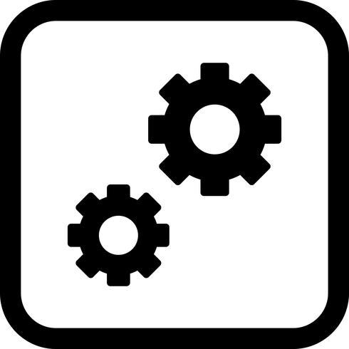 Einstellungen Icon Design