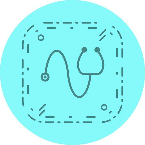 Stetoskop Icon Design