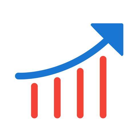 Design de ícone de desempenho de SEO
