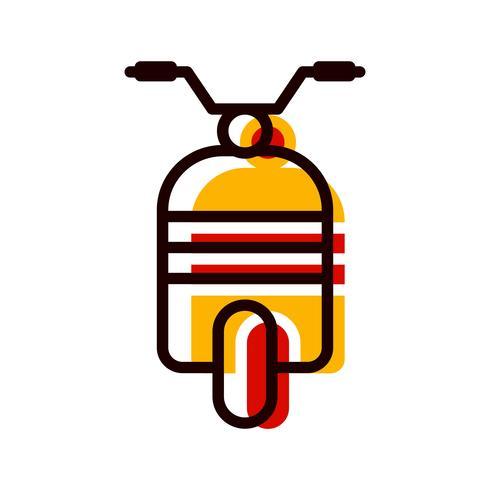 Scooter Icon Design