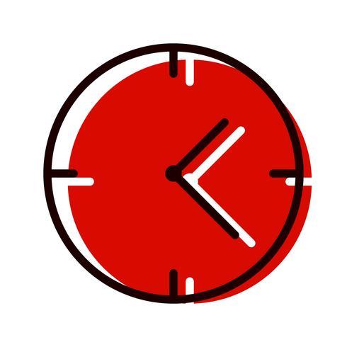 Clock Icon Design