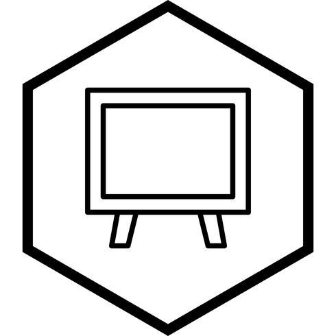Blackboard Icon Design