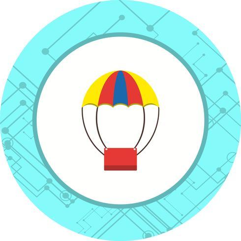Luftballon-Ikonendesign
