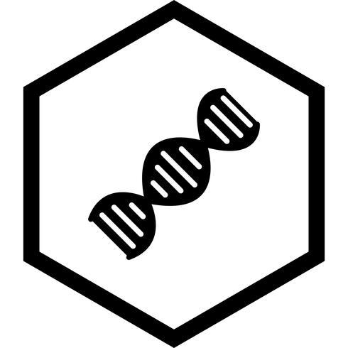 Design de ícone de DNA