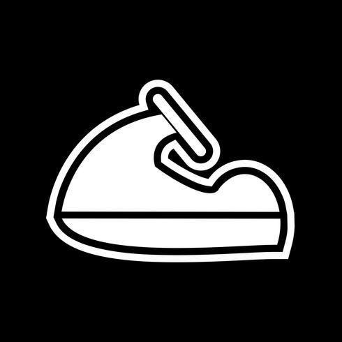 Diseño de icono de jet ski