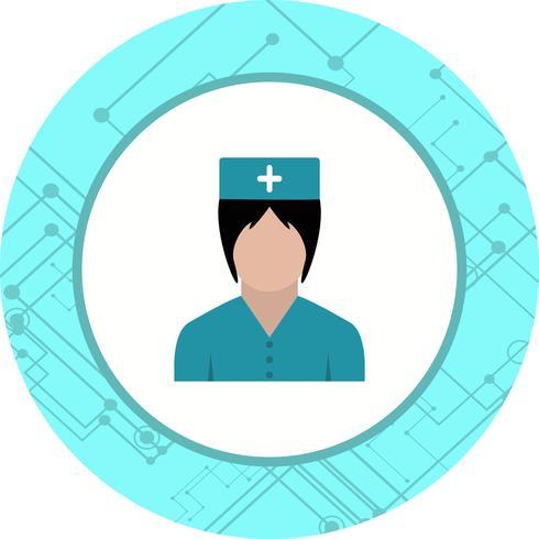 Nurse Icon Design
