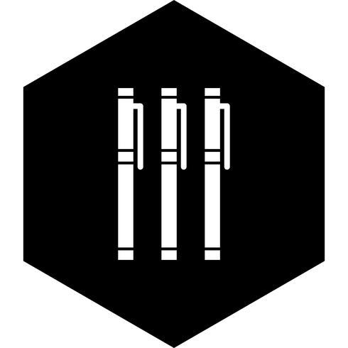 Marqueurs Icône Design