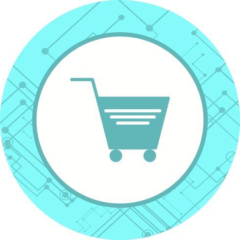 Einkaufswagen-Icon-Design