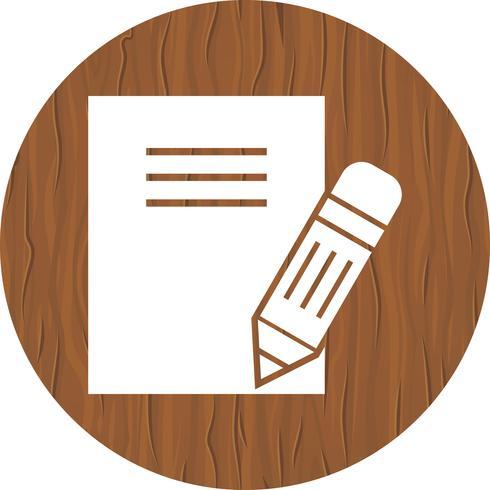 Design de ícone de notas