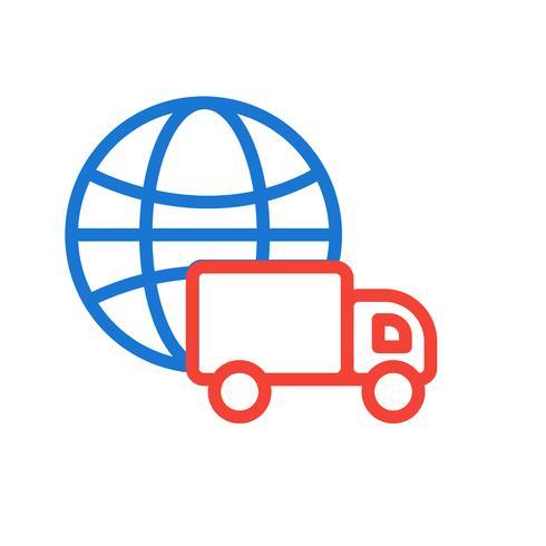 Diseño de iconos de entrega global