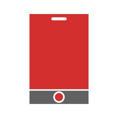 Disegno dell'icona del dispositivo intelligente