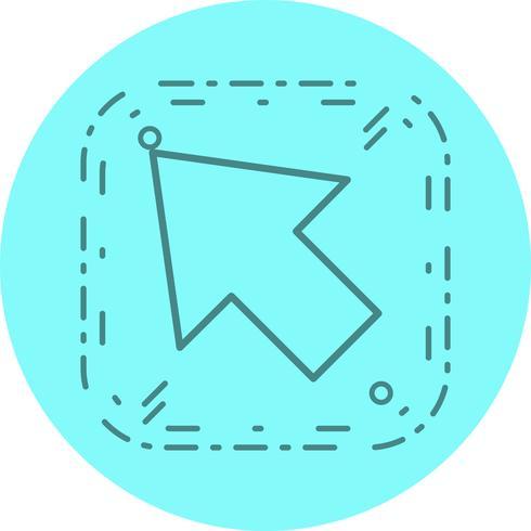 Design de ícone de cursor