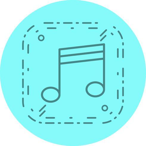 Diseño de iconos multimedia vector